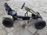 gebruikte skelter Berg Jeep