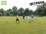 Exit Striker Straatvoetbal sfeerfoto